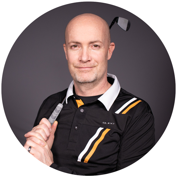 Jason Faubert CEO The Golfers Academy High level competitive coaching and golf lessons