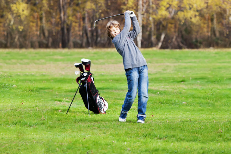 Junior Golf scholarship program for the competitive young golfer in your family