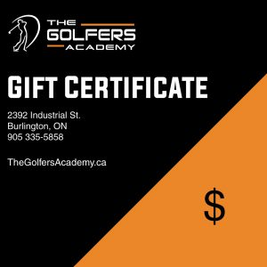 Golf lessons Oakville