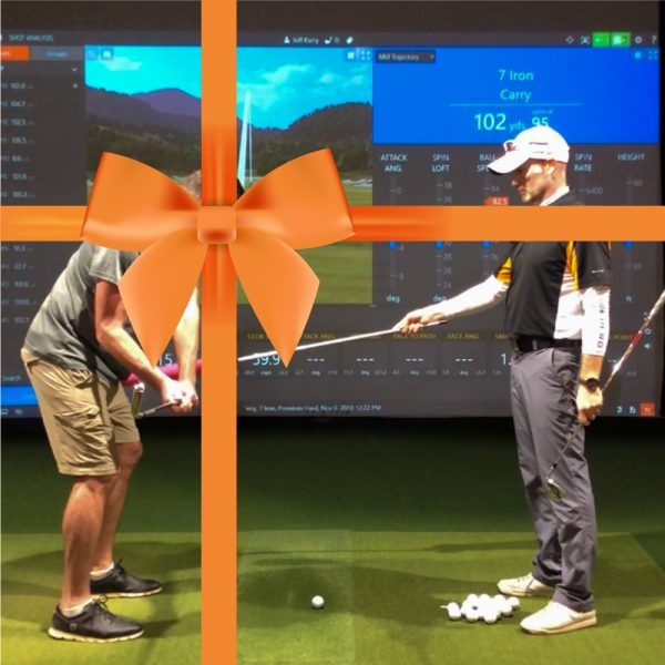 Golf lesson gift ideas