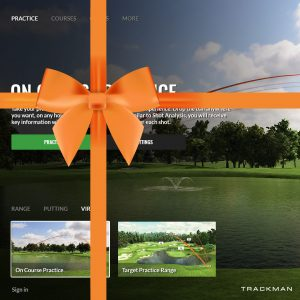 The-Golfer's-Academy-in-Trackman-give-the-gift-of-golf-simulator-time